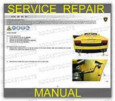 service manuals schematics 2010 lamborghini gallardo engine control lamborghini gallardo service repair diagnostic manual 2010 2009 dealer level ebay