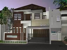 Denah Rumah Minimalis 1 Lantai Top 15 Gambar Desain Rumah