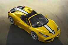 458 Speciale Aperta Revealed Fastest Spider