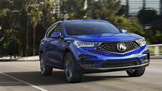 2019 acura rdx top speed