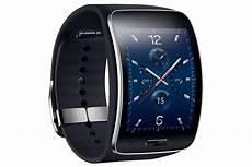 Smartwatch Damen Samsung - gear s 2 quot gps 3g wi fi bluetooth v4 1 blue