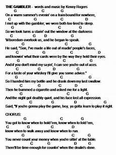 simple song chords gambler981 jpg 540 215 720 guitar chords for songs