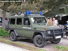 Mercedes G Modell Einsatzfahrzeug Der Feldj 228 Ger