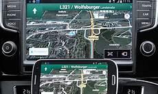 vw vernetzung smartphone und auto autozeitung de