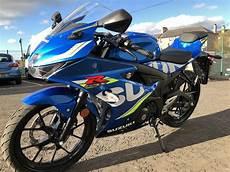 suzuki gsx r125 125cc sports bike from suzuki available