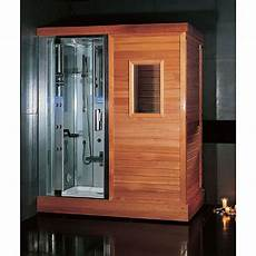 ariel platinum steam shower sauna combo unit free