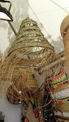 Palmiers Suspension Ethnique Sobre Douceur Lumi 233 Re