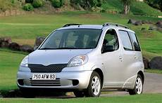 toyota yaris verso 2000 car review honest