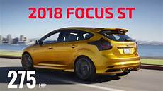 ford focus 2018 st 2018 ford focus st total refresh