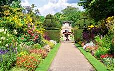 english herbaceous borders nymans garden west sussex e
