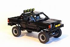 back to the future lego toyota hilux 4x4 truck made by by