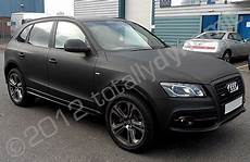 audi q5 matte black car wrap cars matte black cars