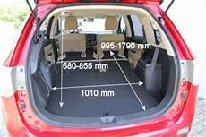 Mitsubishi Outlander Abmessungen - adac auto test mitsubishi outlander 2 2 di d cleartec