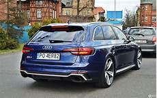 Audi Rs4 Avant B9 6 April 2018 Autogespot