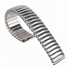 Replacement Stainless Steel Wristband Band by 18mm Silver Band High Quality Stainless Steel