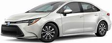 toyota corolla hybrid 2020 2020 toyota corolla hybrid incentives specials offers