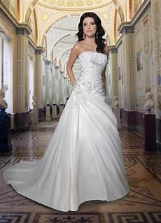 robes de mariage robes de soir 233 e et d 233 coration robe de mari 233 e bustier en satin