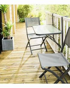 Table De Jardin Table De Balcon Pliante Dim 50 X 90cm