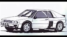 how do cars engines work 1985 audi quattro head up display audi sport quattro mid engine 1985 youtube