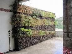 cloture en gabion cloture mur gabion vegetalise mur v 233 g 233 tal d 233 coration