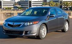 2010 acura tsx v6 road test review car and driver