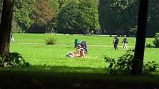 englischer garten fkk sunbathe in garden in central munich