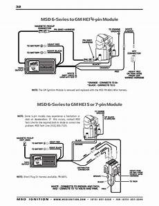 Msd Ignition Wiring Diagrams Diagram Msd