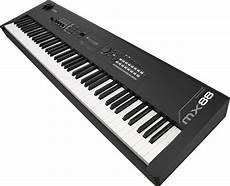 Yamaha Expands Mx Series With 88 Key Weighted Mx88