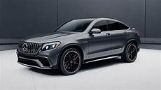 2019 amg glc 63 s performance coupe mercedes