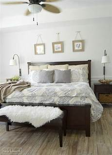 calming modern a calm fresh and relaxing master bedroom makeover with