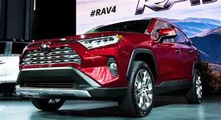 2020 Toyota RAV4 Release Date UK  Specs And