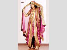 Khada Dupatta! Traditional Hyderabadi Muslim wedding dress