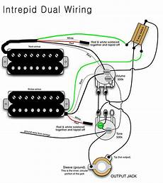b guitar two pickup wiring diagram wiring diagram with description guitar projects en 2019