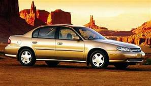 2000 Chevrolet Malibu Review