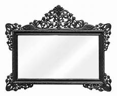 wand spiegel casa padrino barock wandspiegel schwarz 190 x h 155 cm