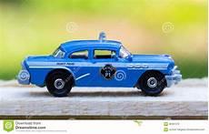 volante giocattolo giocattolo volante della polizia immagine stock