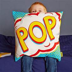 bilder pop pop pop cushion by coconutgrass notonthehighstreet