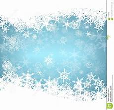 Silver Blue Snowflake Background
