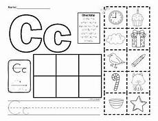 letter c sorting worksheets 24079 letter c picture sort initial sound by miss zees activities tpt