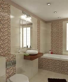 bilder 3d interieur badezimmer braun beige wei 223 baie