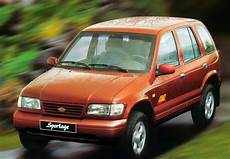 old car manuals online 1996 kia sportage transmission control the ultimate car guide kia sportage generation 1 1996 2002