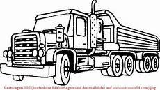 ausmalbilder lastwagen ausdrucken ausmalbilder