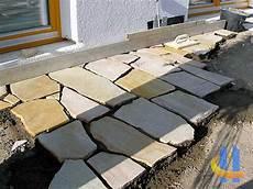 polygonalplatten verlegen trasszement polygonalplatten irregular slabs polygonalplatten
