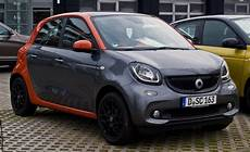 file smart forfour 1 0 edition 1 w 453 frontansicht