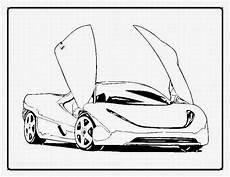 Malvorlagen Sportwagen Rennautos Ausmalbilder Kostenlos Auto