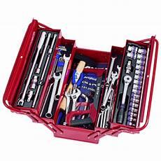 caisse a outils complete 89 pieces hoffmann 902089mr01