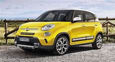 new fiat 500l trekking available for order from 163 17 095 in