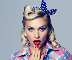 27 Pin Up Hairstyles Ideas Trending In February 2020