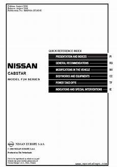 free online car repair manuals download 2011 nissan xterra free book repair manuals nissan cabstar f24 service manual download