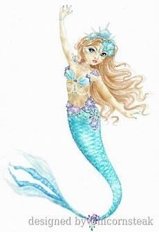 Ausmalbilder Topmodel Meerjungfrau Mermaid Beitrag Zum Gewinnspiel Im August